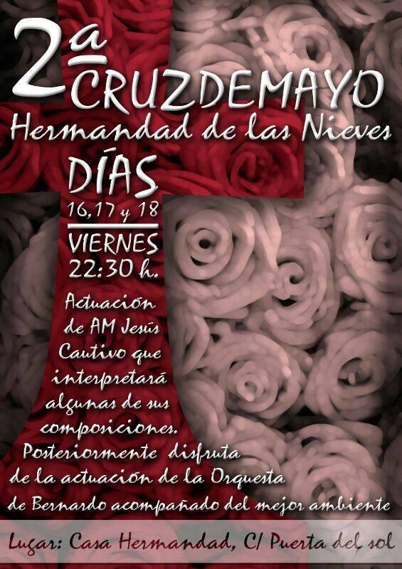 Cartel Cruz de Mayo